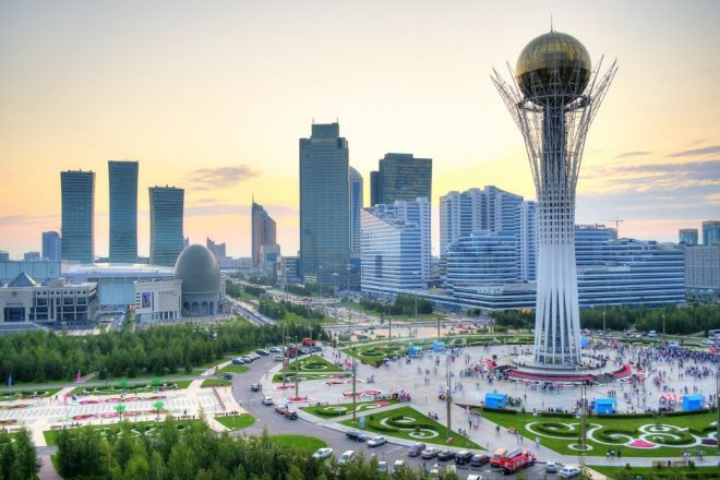 Uzbek-Kazakh brotherhood re-established