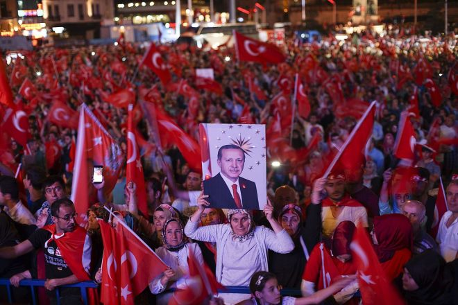 Erdogan faces vote of confidence