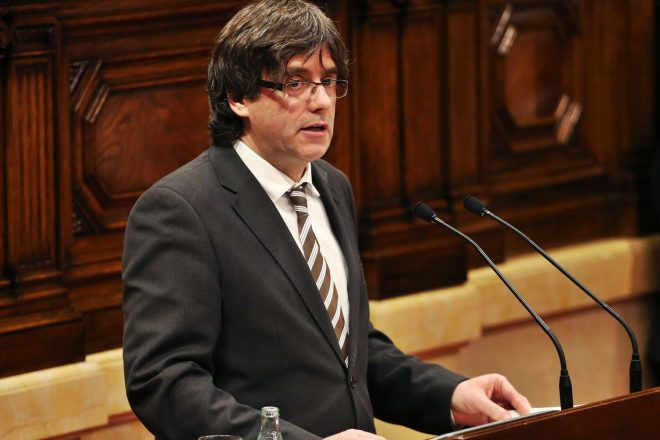 Puigdemont connaît son Waterloo