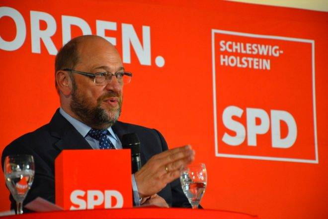 CDU rejects SPD federal Europe vision