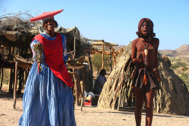 Art exposes Germany's Namibian genocide