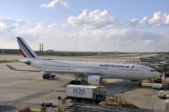Air France se paye Benjamin Smith