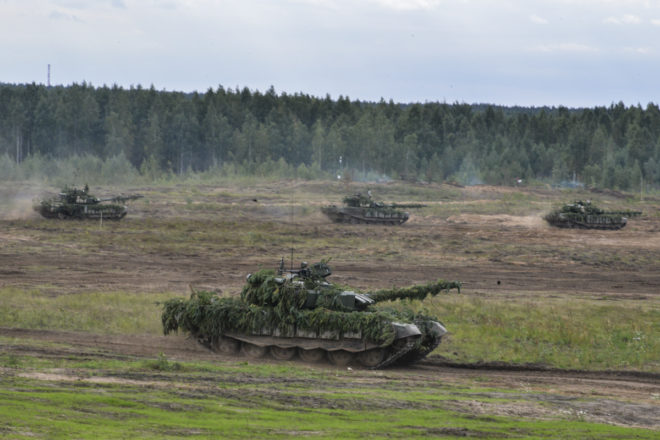 Russia to hold largest exercise since 1981