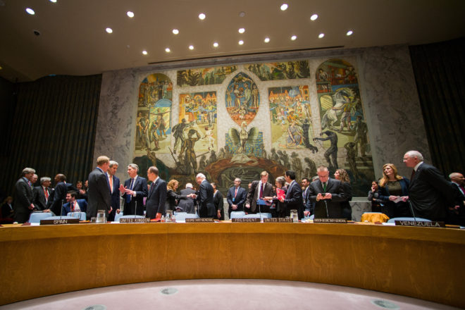 France refuses to share Security Council seat