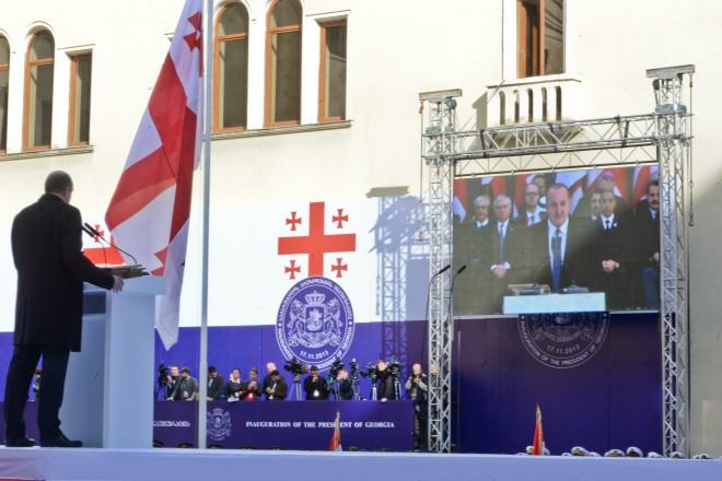 La Géorgie espère que Bruxelles tiendra ses promesses d'intégration