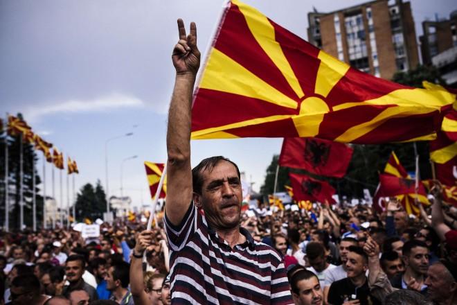 Une crise qui s'accentue en Macédoine ?