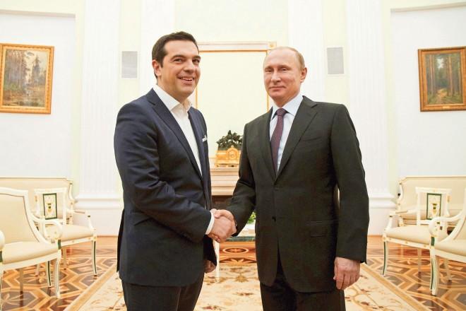 Dette grecque : Moscou à la rescousse pour éviter le Grexit ?