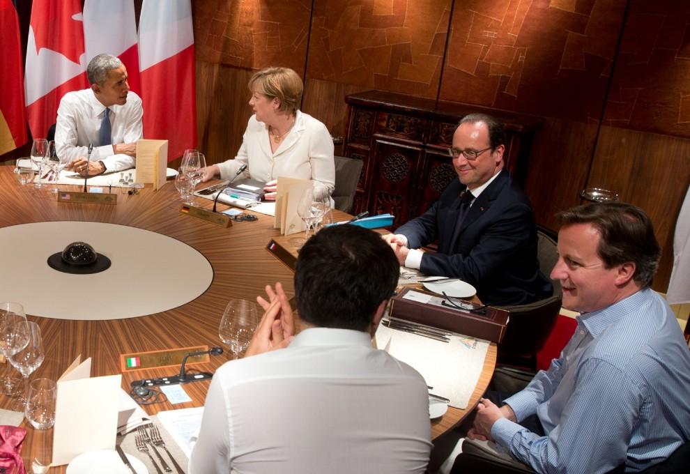 Russie, sanctions : le G7 a la main ferme