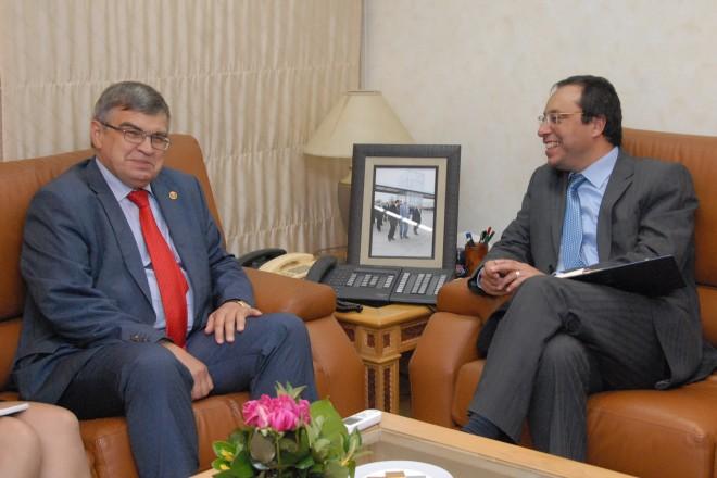 Le Maroc et la Russie vont sceller des accords énergétiques