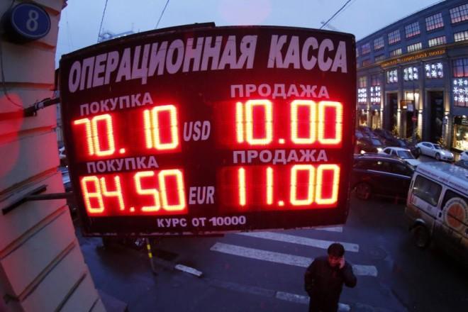 La Russie s'enfonce (à nouveau) dans la récession