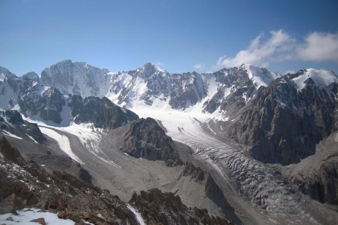 La dangereuse fonte des glaciers d'Asie centrale
