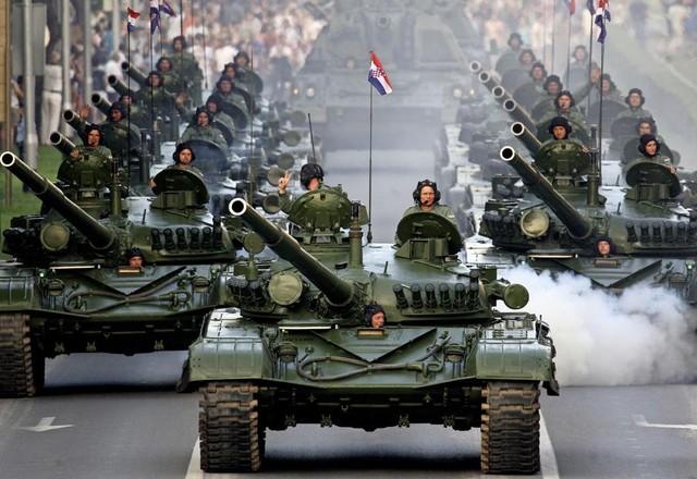 La Croatie et la Serbie commémorent l'opération «Tempête»