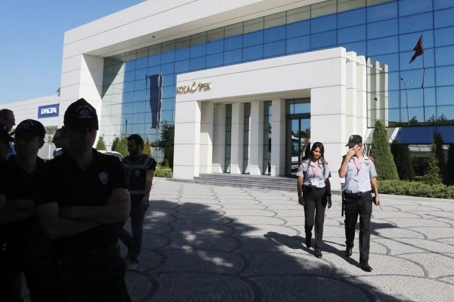 Turquie : descente de police dans les locaux d'un média d'opposition