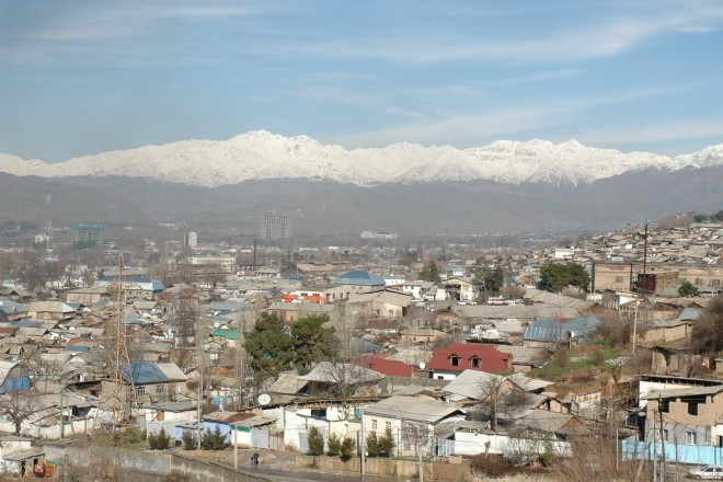 Clashes between government and rebels kill at least 10 people in Tajikistan