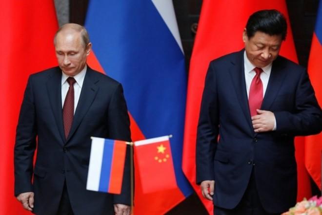 Vladimir Poutine en Chine cette semaine
