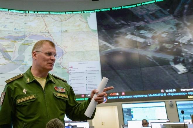 La Russie nie l'envoi de quatre missiles tombés en Iran
