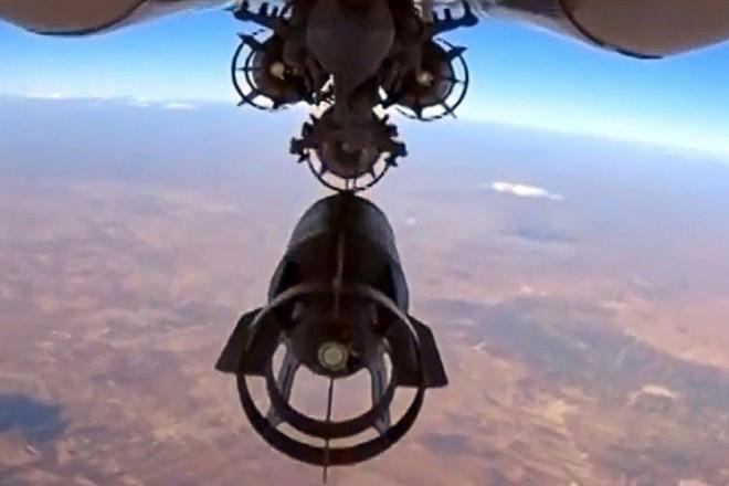 Syrie : la Russie neutralise plusieurs positions terroristes dans la région de Palmyre