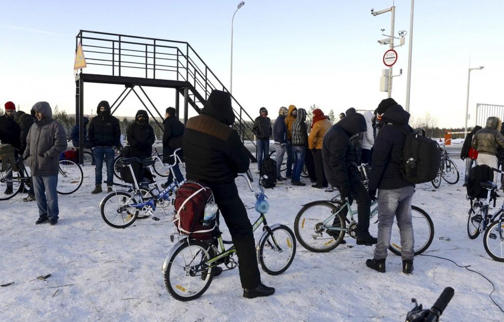 La Norvège renvoie les réfugiés passés par la Russie