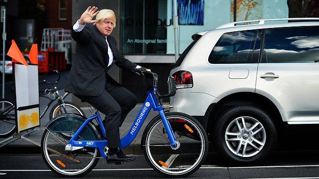 London mayor gambles on 'Brexit'