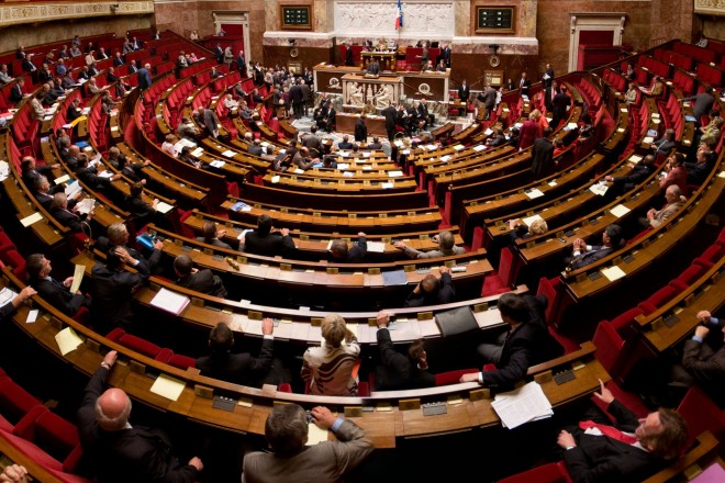 French MPs vote for terror laws