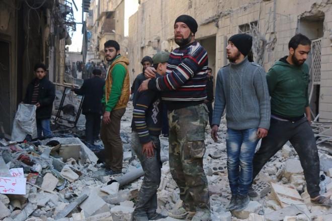 La Russie ouverte à un cessez-le-feu en Syrie