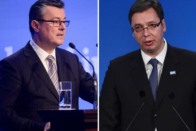 La Croatie et la Serbie contre un « Brexit »