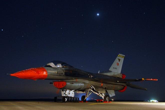 Turkish jets attack Iraqi Kurds