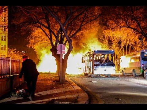 32 die in Ankara bombing