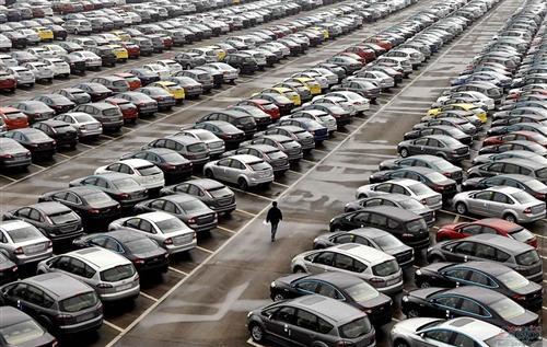 Automobile : le marché ukrainien a plus que doublé en mars