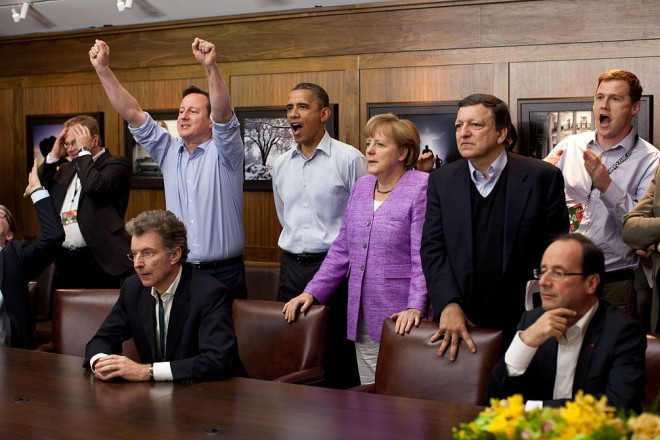 Obama lauds Merkel's migrant policy