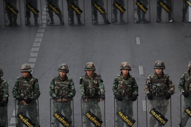 Thaïlande : l'Union européenne hausse le ton face aux abus des militaires