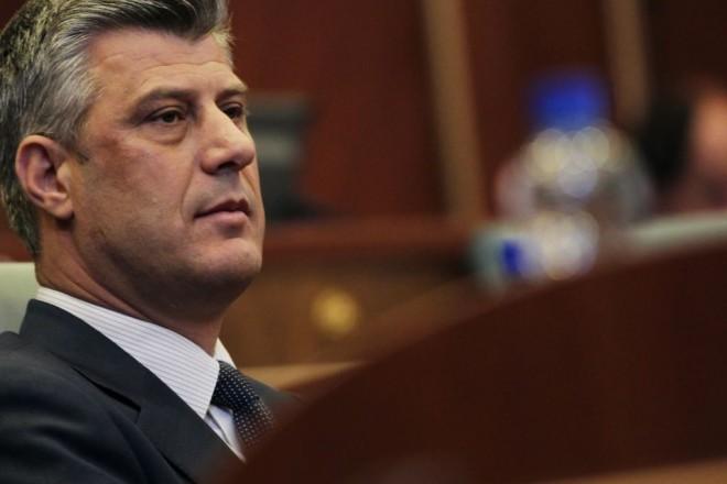 Kosovo : assermentation d'Hashim Thaçi