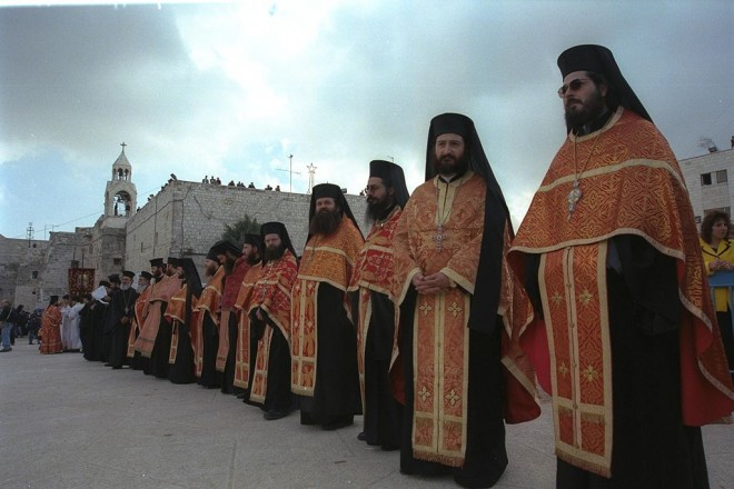 Moscow scuppers Orthodox gathering