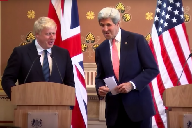 'Liar' Johnson confuses Egypt with Turkey
