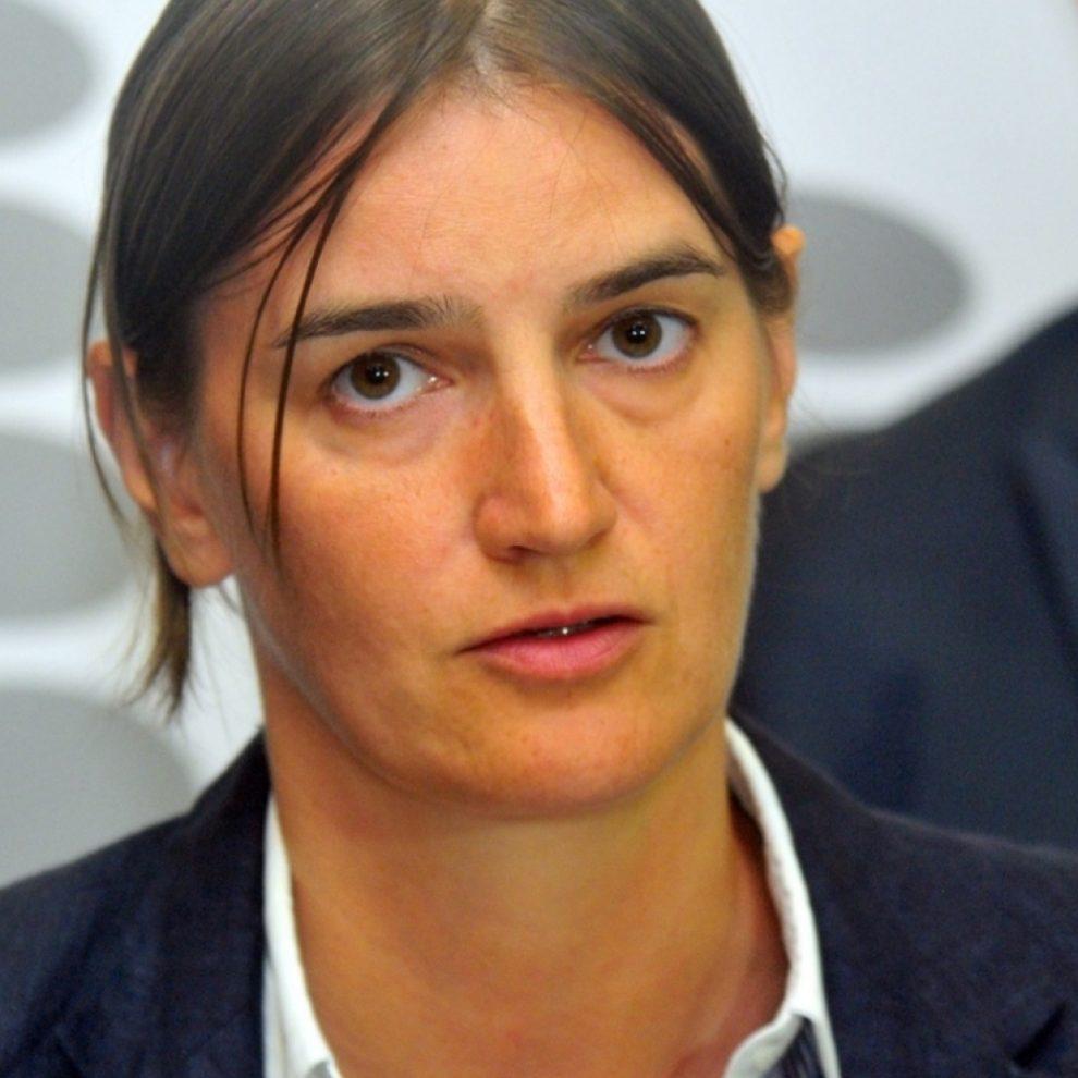 Une future ministre ouvertement gay en Serbie