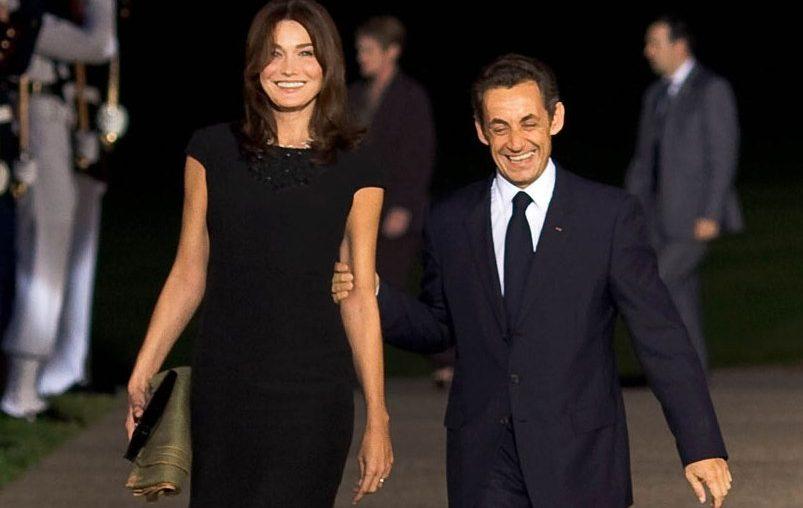 Sarkozy launches presidential bid