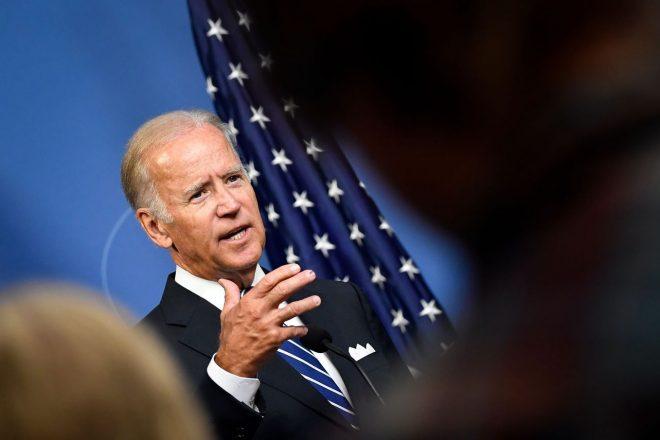 Joe Biden estime que l'Europe est déjà trop dépendante du gaz russe