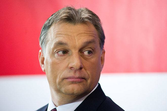 Orban demands Libyan migrant camps
