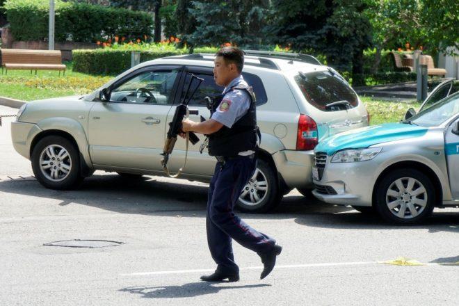 Trois cellules terroristes démantelées au Kazakhstan