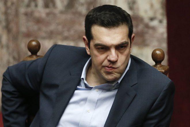 Des législatives anticipées après l'échec de Tsipras aux européennes