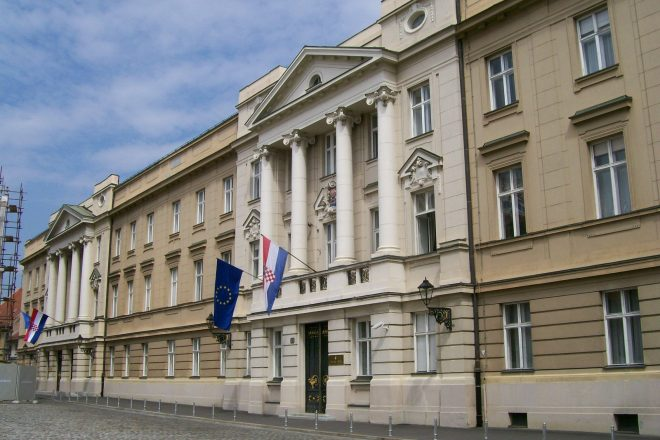 Rightist Croat parties near coalition deal