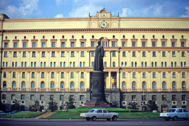 Putin to revive KGB