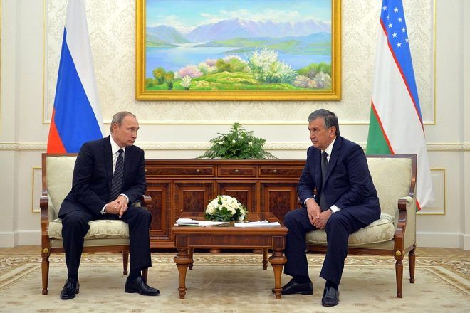 Uzbeks given new leader