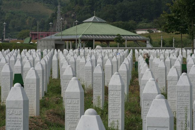 Election increases Srebrenica tensions