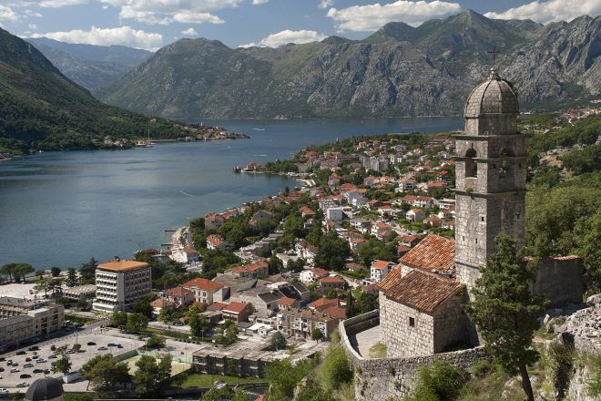 "Montenegro quits amid ""spy"" claims"