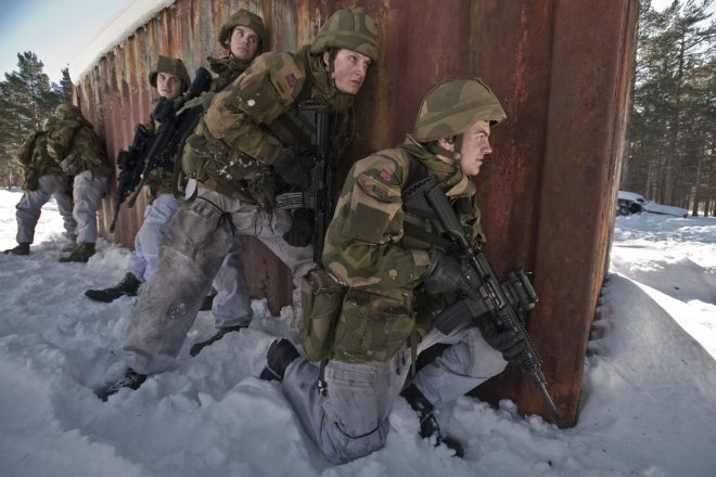 US marines to deploy to Norway