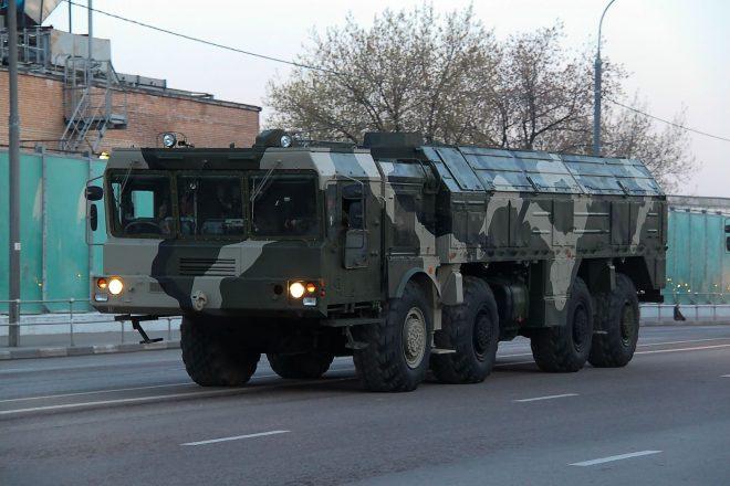 Moscow downplays Kaliningrad missile deployment