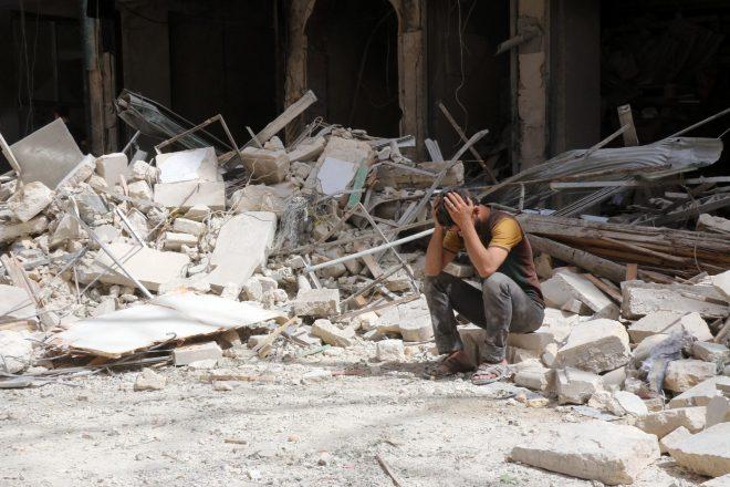 Alep :l'Union européenne durcit le ton contre la Russie