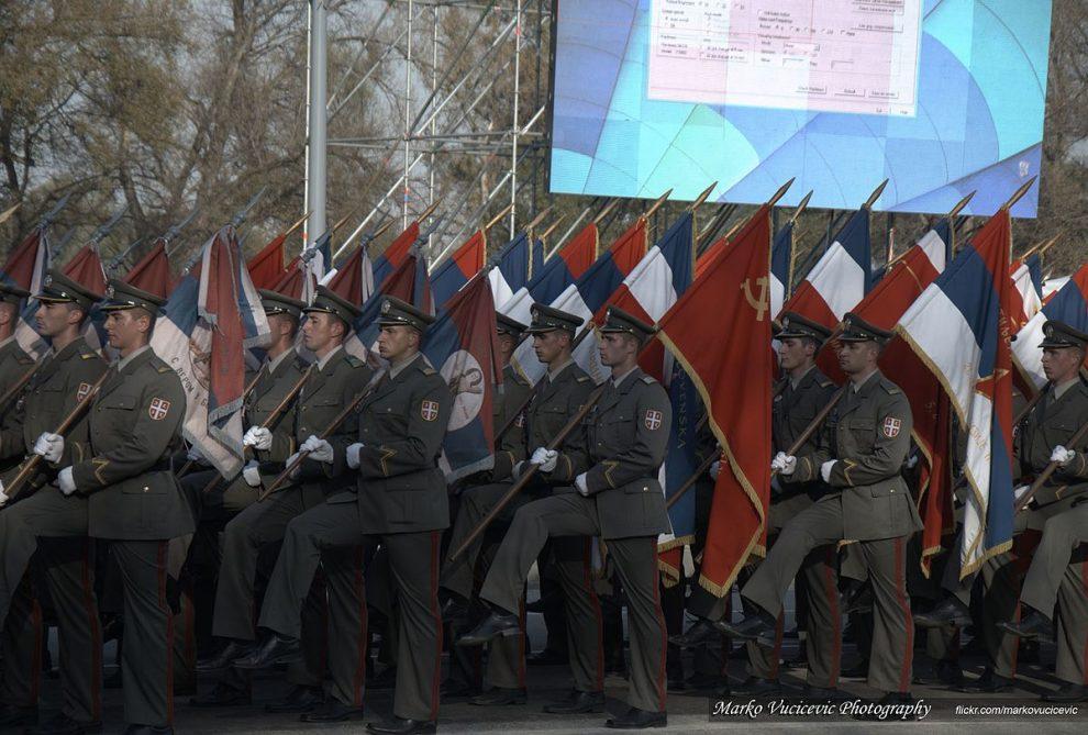Giant Serb weapons stash seized