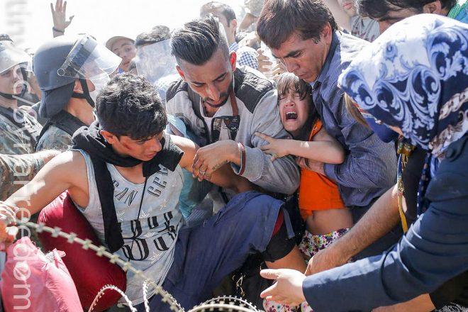 Turks plan refugee flood: Greece